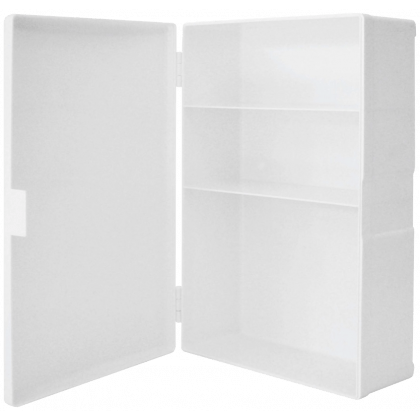 armoire a pharmacie 1 porte pvc