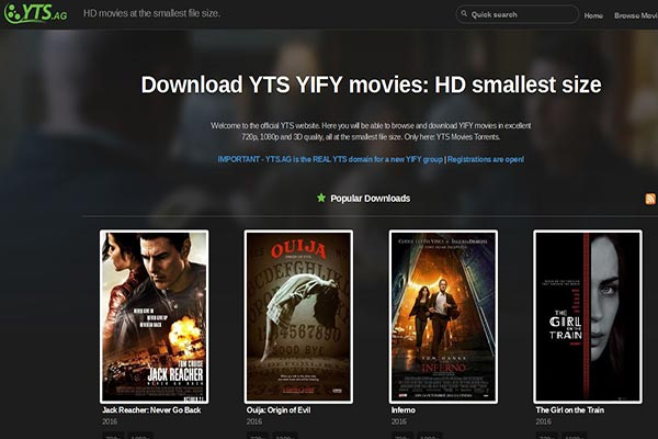 best place to download movie torrents
