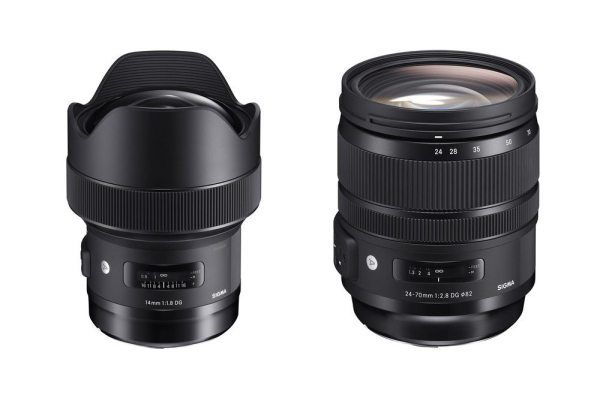 Sigma Announces Pricing Of 14mm and 24-70mm Art Lenses ...