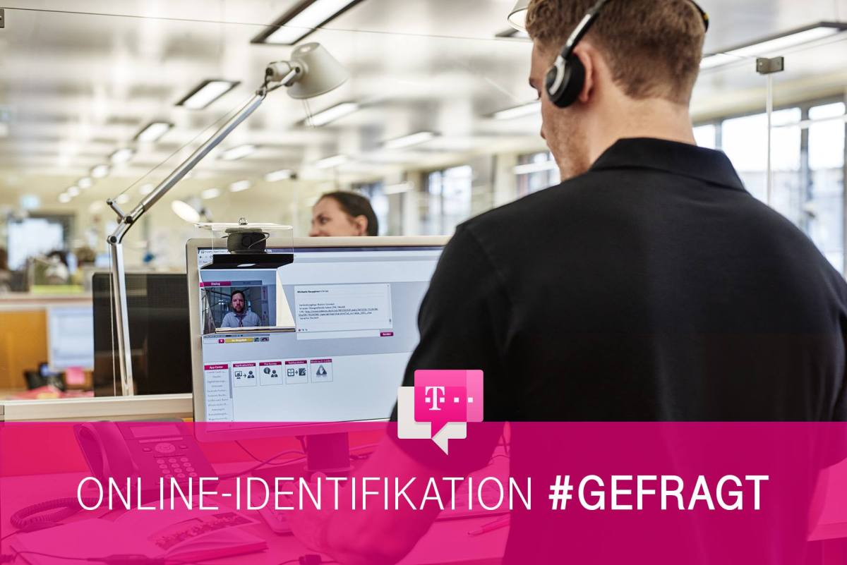 Telekom Videoident