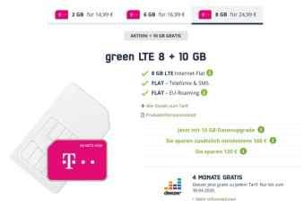 mobilcom-debitel green Telekom März 2020