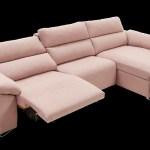 Sofà/Chaise-L. ELEGANCE 11