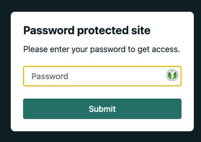 Protect WordPress Content