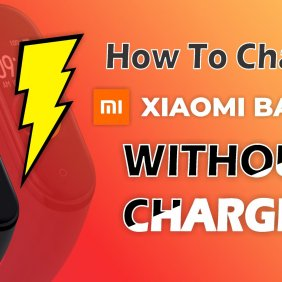 how to charge mi band 4 - MoboDaily