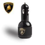 Dual USB Car Charger Lamborghini