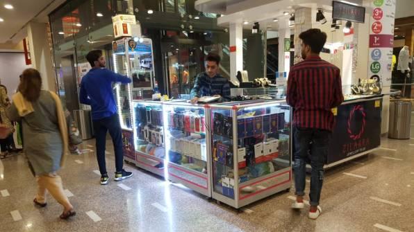 Karachi Ocean Mall 1st Floor
