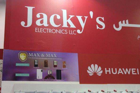 Gitex Jacky's 2018