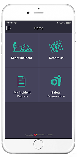 sap incident report app