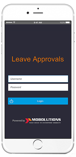 SAP HR App | SAP Leave approvals app