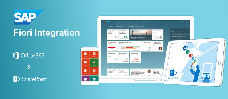 Office 365 with Share Point   SAP Fiori Integration