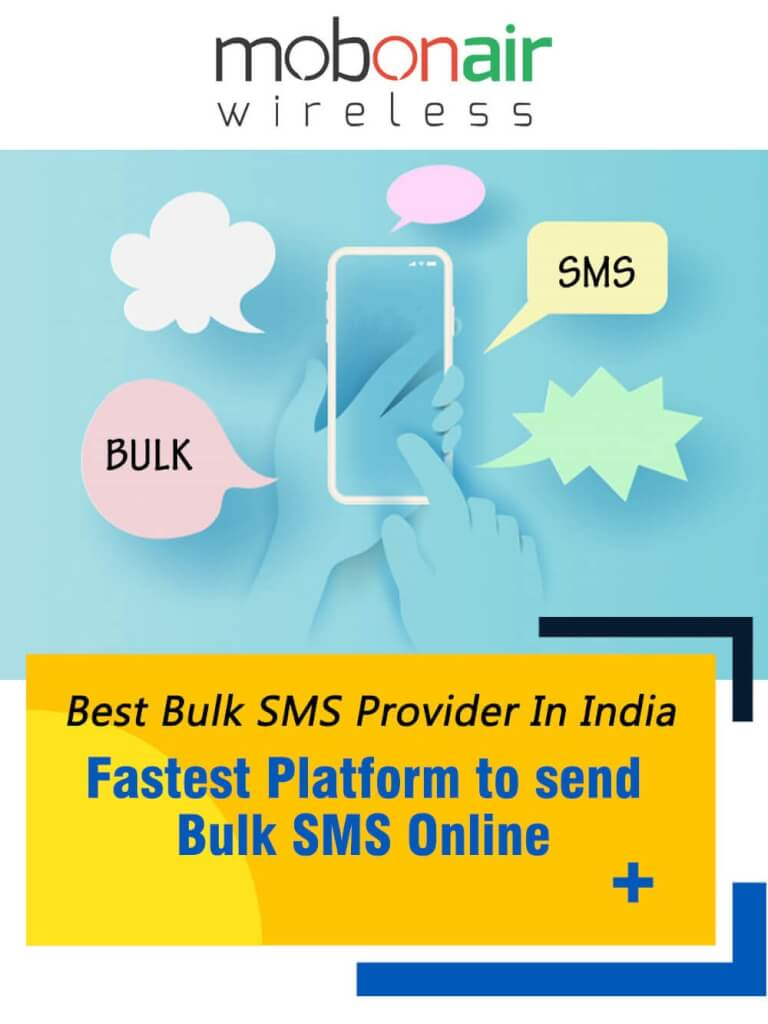 New Way2sms Platform Of MobonAir | Send Online Free SMS In India