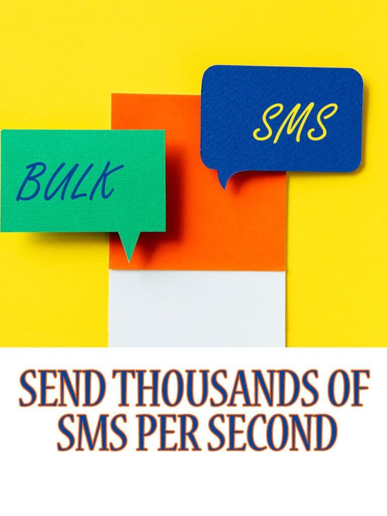 your bulk sms service in india