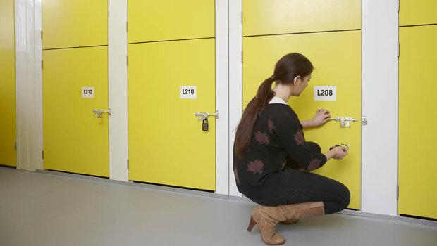 Big Yellow - small storage