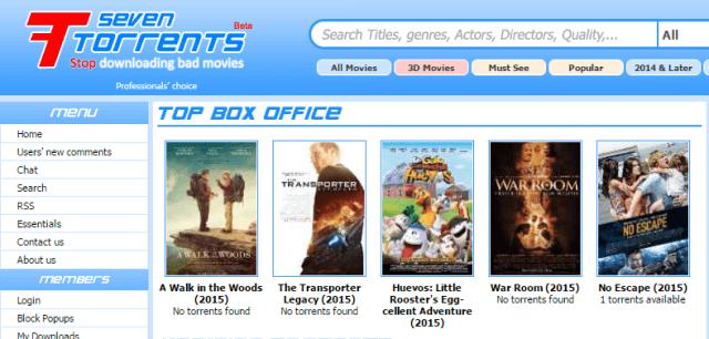 Image result for SevenTorrents