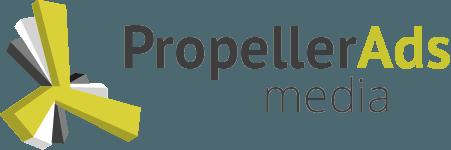 Image result for propeller ads logo