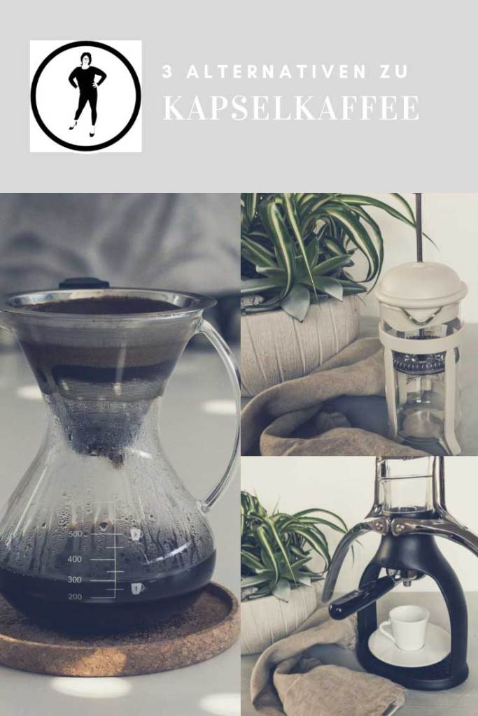Drei Alternativen zu Kapselkaffee: French Press, Pour Over und ROK