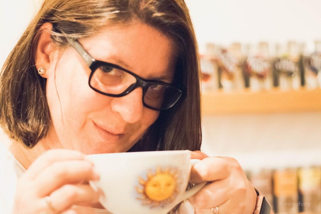 Teetrinken statt Küchenchaos