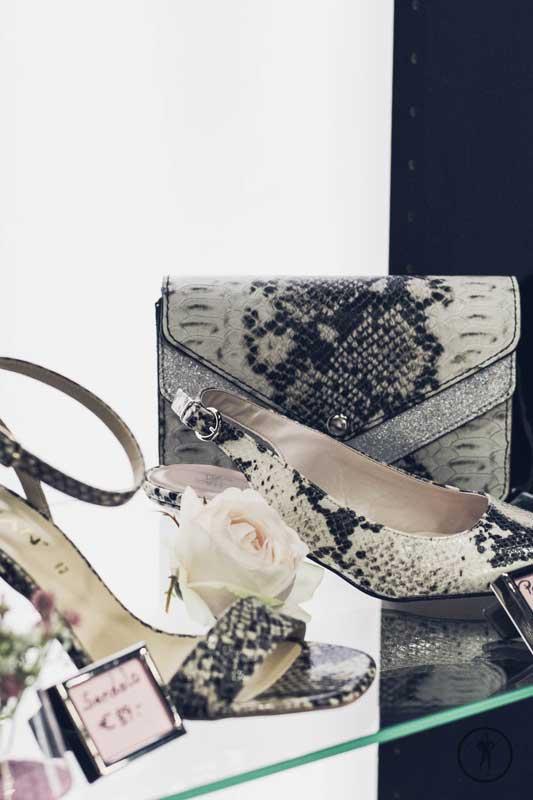 Exklusive Schuhe im Frauenzimmer