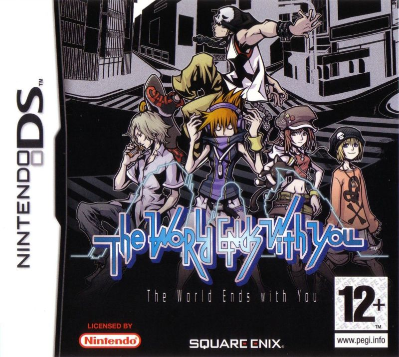 Image result for twewy cover art