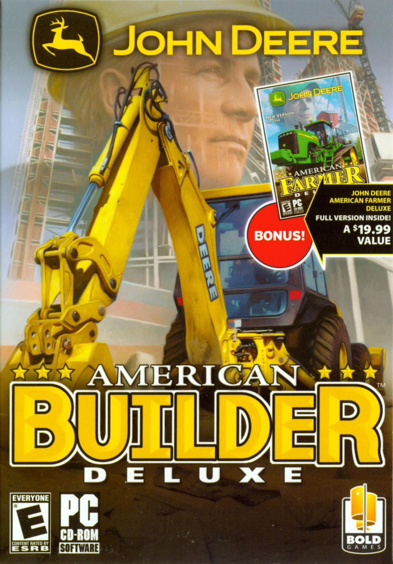 John Deere American Builder Deluxe John Deere American