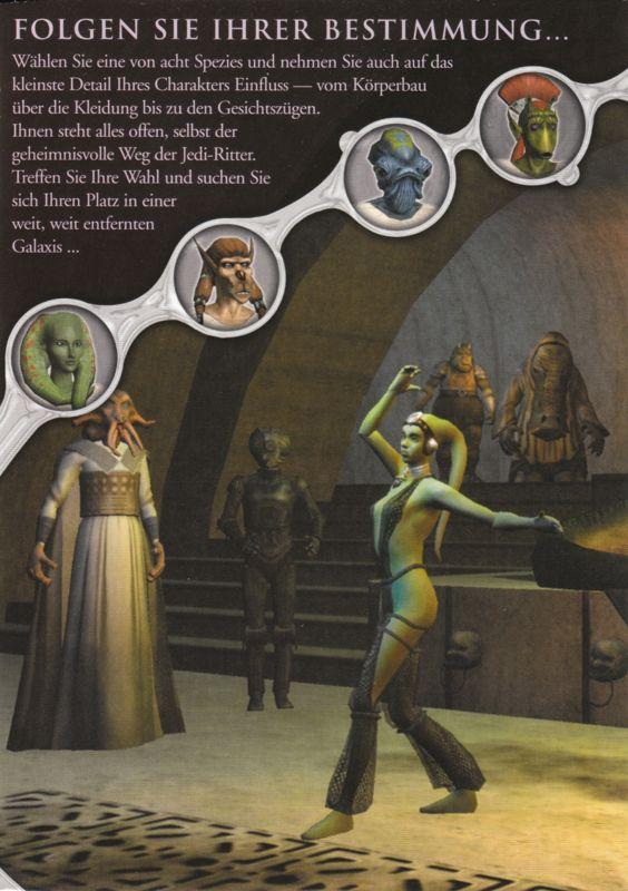 Star Wars Galaxies An Empire Divided 2003 Windows Box