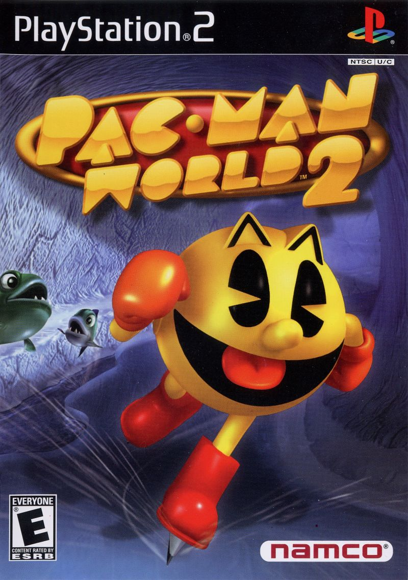 Pac Man World 2 For GameCube 2002 MobyGames