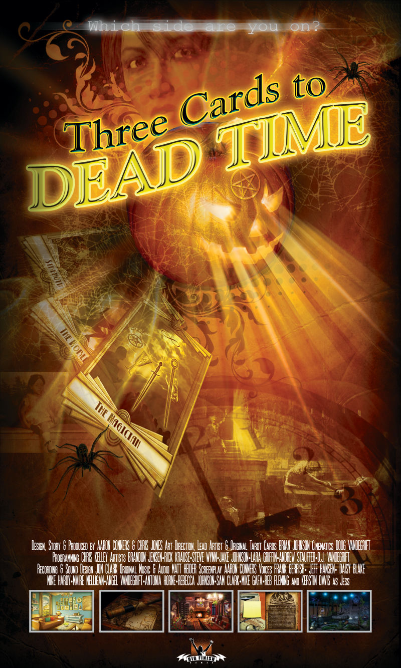 3 Cards to Dead Time Windows Front Cover