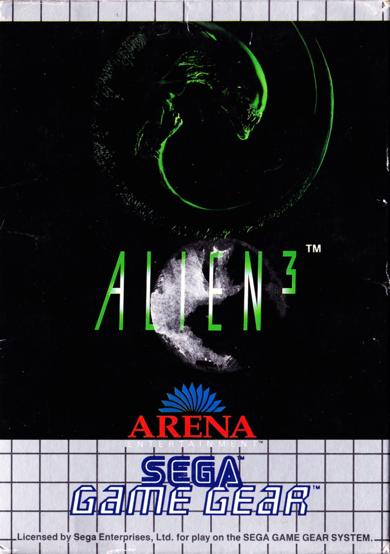 Alien 179 For Game Gear 1994 Mobygames