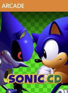 Sonic CD 2011 Xbox 360 Box Cover Art MobyGames