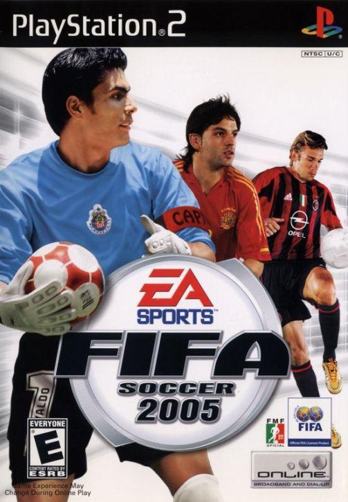 historia serii fifa FIFA 2005