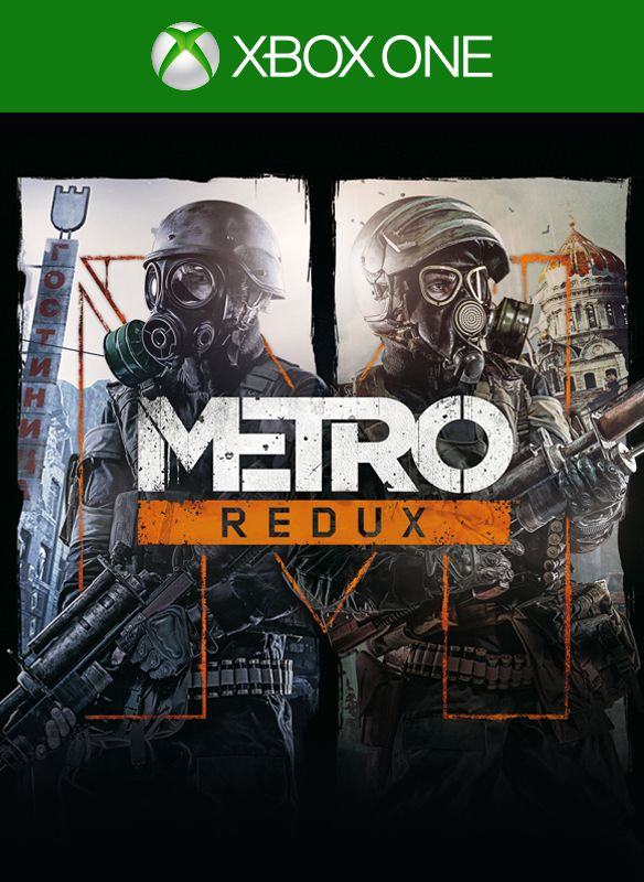 Metro: Redux for Xbox One (2014) - MobyGames
