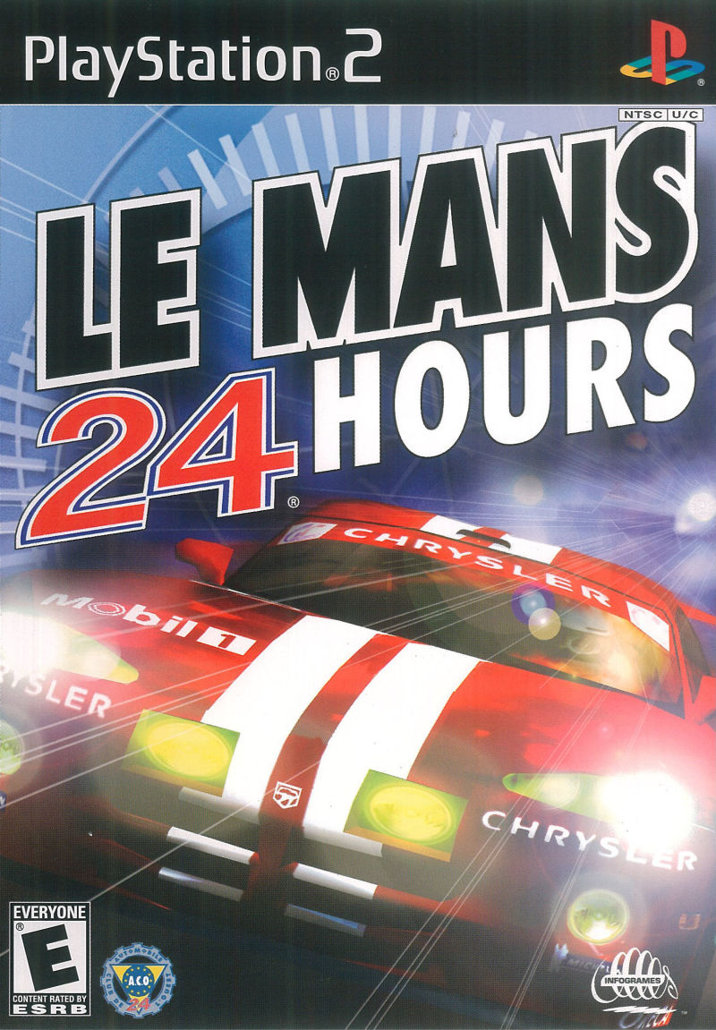 Le Mans 24 Hours For Dreamcast 2000 Mobygames