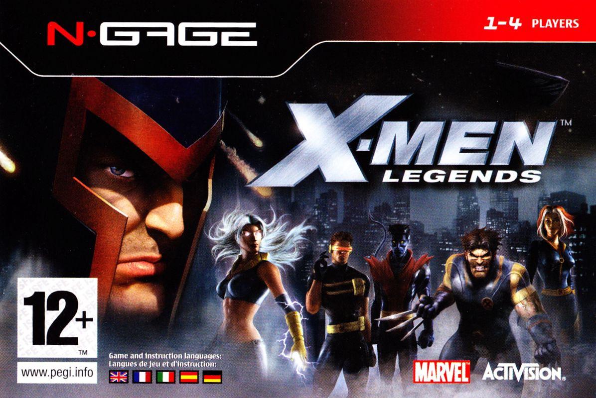 Image result for x-men legends