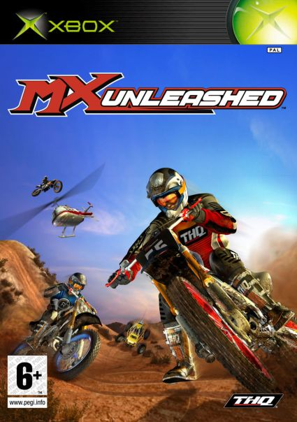 MX Unleashed (2004) box cover art - MobyGames