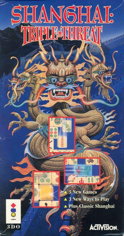 Shanghai: Triple-Threat for 3DO (1994) - MobyGames
