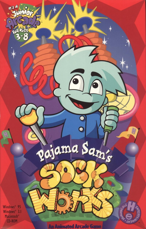 Pajama Sams SockWorks For Linux 2014 MobyGames