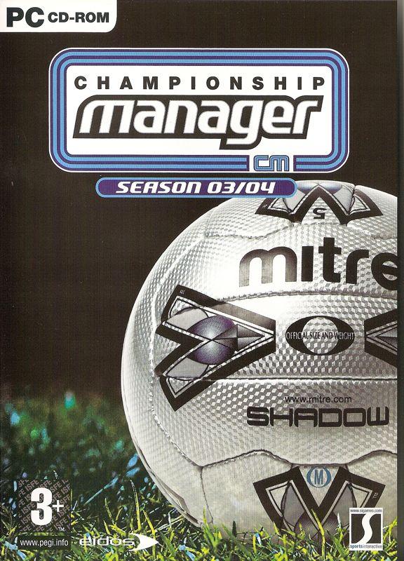 Championship Manager Season 03 04 For Macintosh 2004