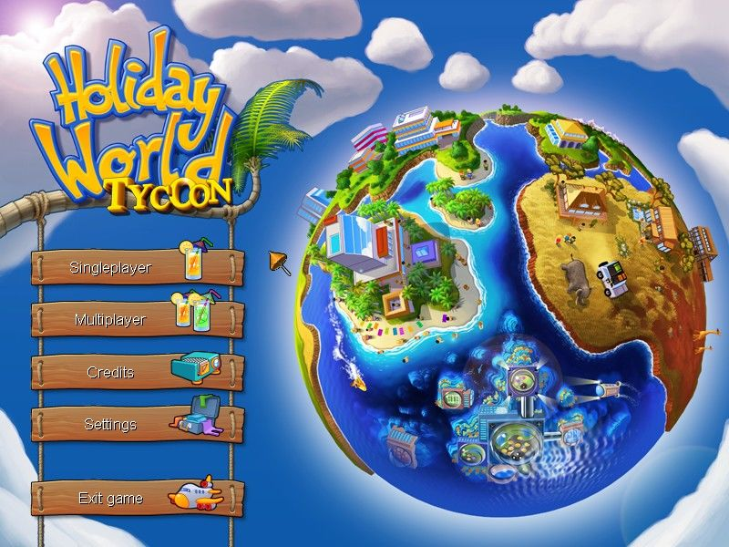 Holiday World Tycoon Screen Shot