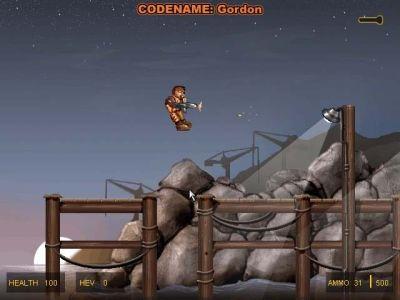 Codename: Gordon Screenshot
