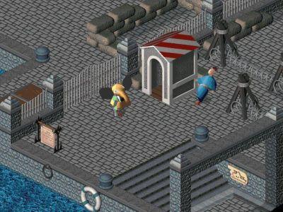 Relentless: Twinsen's Adventure Screenshot