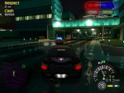 SRS: Street Racing Syndicate Screenshot