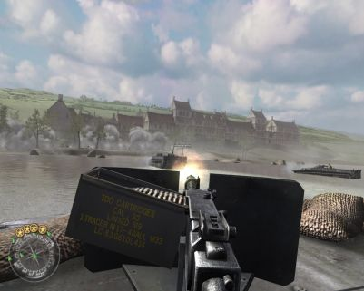 Call of Duty 2 Windows Crossing the Rhine.