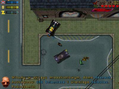 Grand Theft Auto 2 Windows Second level.