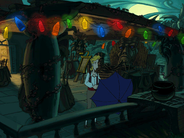 The Curse Of Monkey Island Screenshots For Windows Mobygames