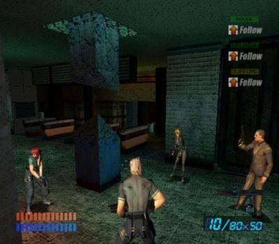 X Squad PlayStation 2