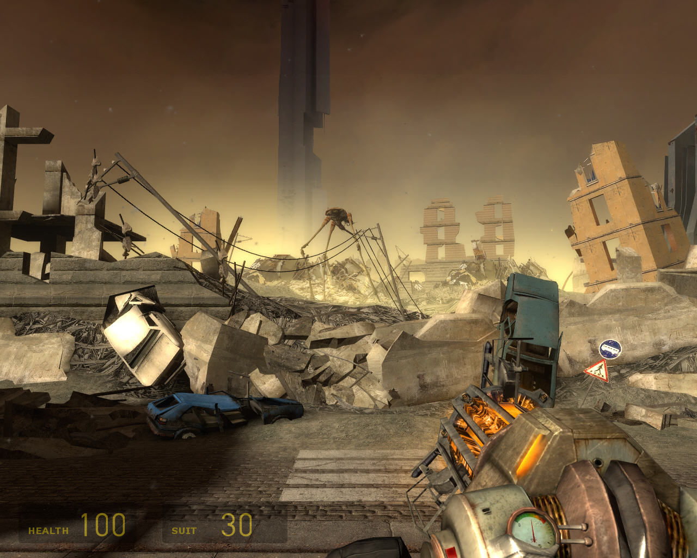 Half Life 2 Episode One Screenshots For Windows