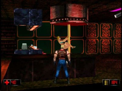 Duke Nukem: Time to Kill PlayStation Shake it, baby!