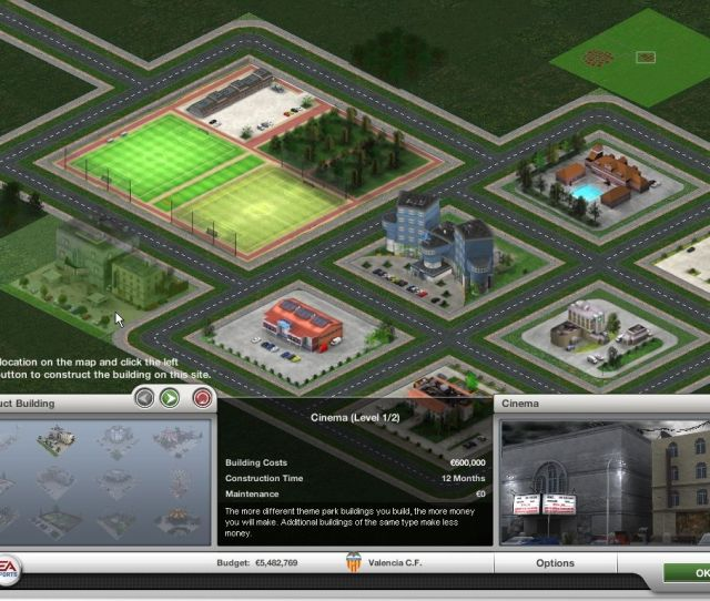 Fifa Manager 07 Windows Its Not Sim City But The Investing