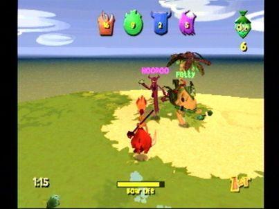 Ooga Booga Dreamcast Boar riding
