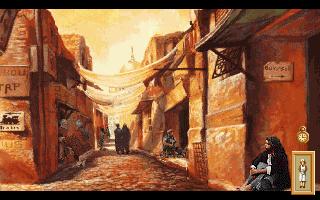 dusty streets